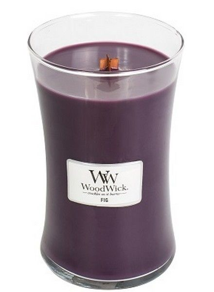 Woodwick WoodWick Large Candle Fig