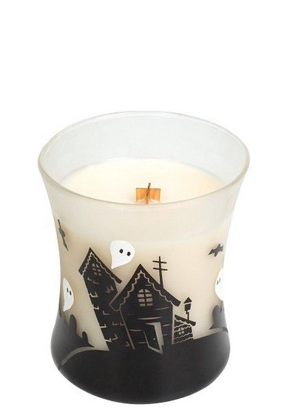 Woodwick WoodWick Medium Halloween Hounted House