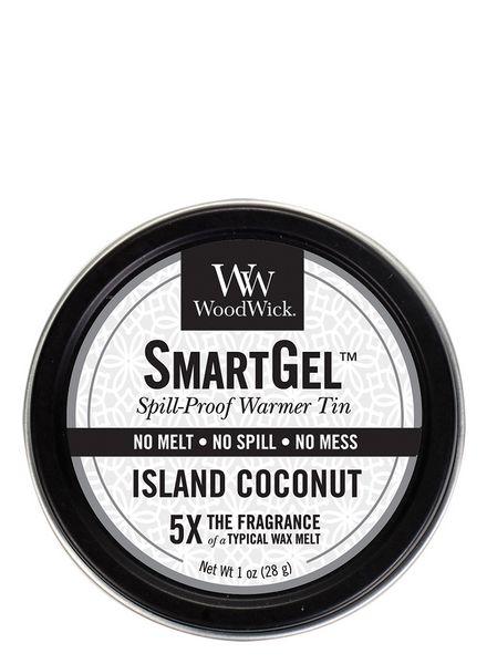 Woodwick WoodWick Smart Gel Island Coconut