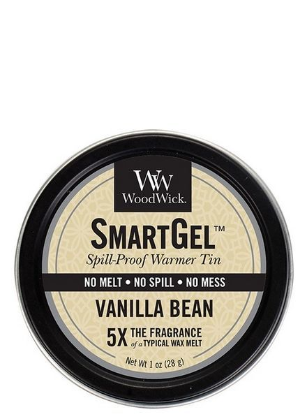 Woodwick Smart Gel Vanilla Bean