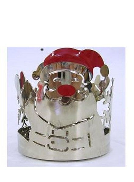 Yankee Candle Santa Jar Holder