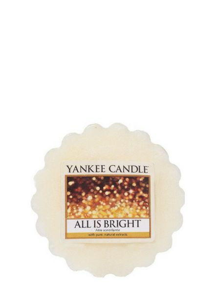 Yankee Candle Yankee Candle All Is Bright Tart