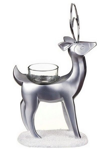 Yankee Candle Yankee Candle Theelichthouder Artic Forest Reindeer Standing