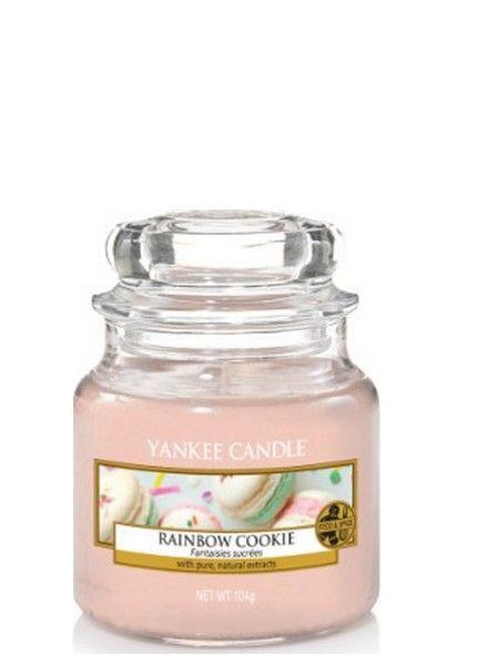 Yankee Candle Yankee Candle Rainbow Cookie Small Jar