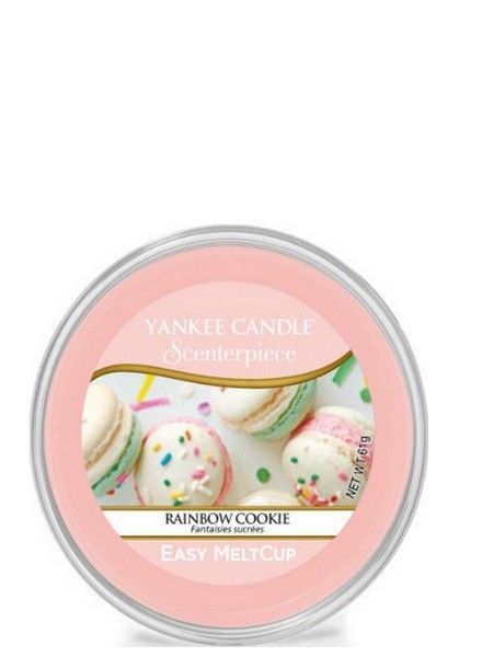 Yankee Candle Rainbow Cookie Melt Cup