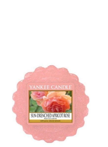 Yankee Candle Sun Drenched Apricot Rose Tart
