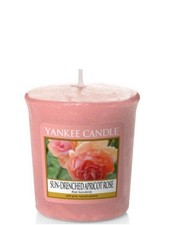 Yankee Candle Sun Drenched Apricot Rose Votive