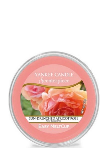Yankee Candle Yankee Candle Sun Drenched Apricot Rose Scenterpiece Melt Cup