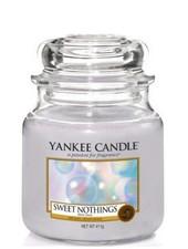 Yankee Candle Sweet Nothings Medium Jar
