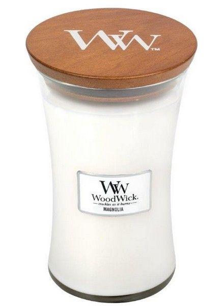 Woodwick WoodWick Large Candle Magnolia