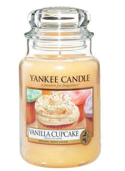 Yankee Candle Yankee Candle Vanilla Cupcake Large Jar