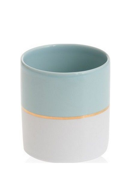 Yankee Candle Yankee Candle Simply Pastel Blue Votive Houder