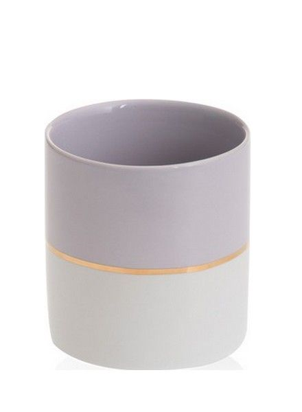 Yankee Candle Yankee Candle Simply Pastel Purple Votive Houder