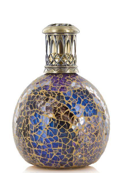 Ashleigh & Burwood Geurlamp Ashleigh & Burwood Metallion Copper Blue