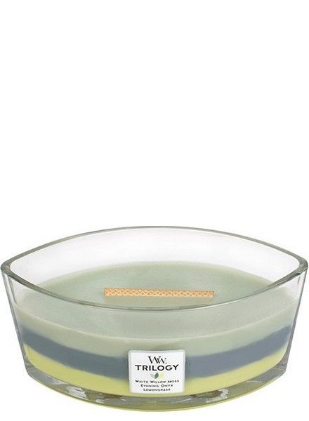 Woodwick Ellipse Trilogy Woodland Shade