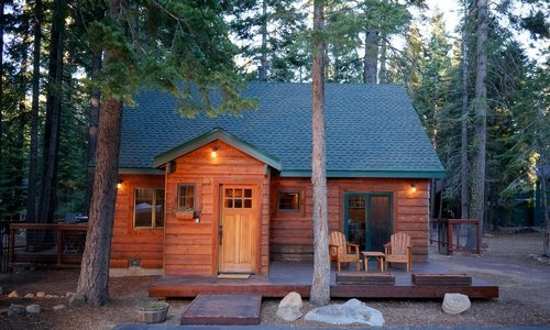 Woodwick Cozy Cabin