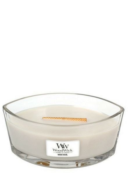 Woodwick Ellipse Warm Wool