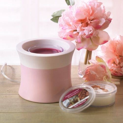 Yankee Candle Yankee Candle Scenterpiece Melt Cup Warmer Rosa