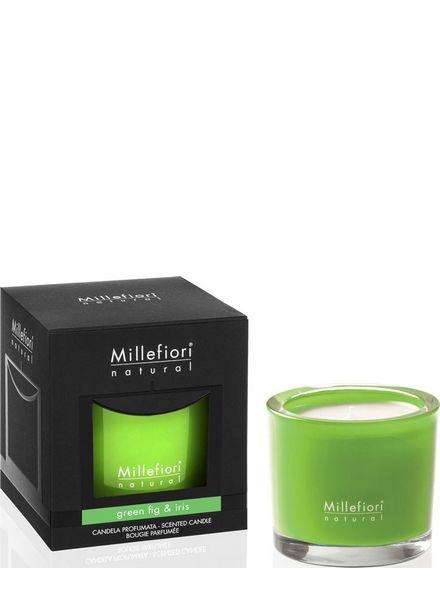 Millefiori Milano  Millefiori Milano Green Fig & Iris Geurkaars Natural