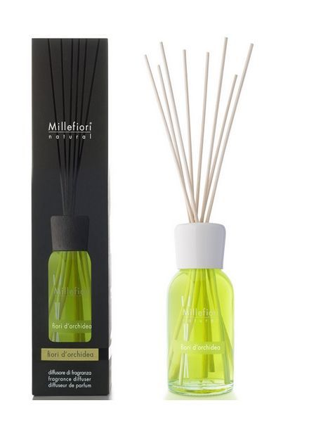 Millefiori Milano  Millefiori Fiori Di Orchidea Geurstokjes 100ml
