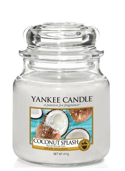 Yankee Candle Coconut Splash Medium Jar
