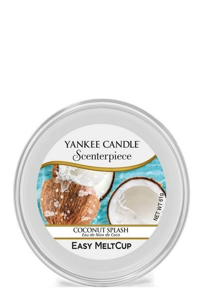 Yankee Candle Coconut Splash Melt Cup