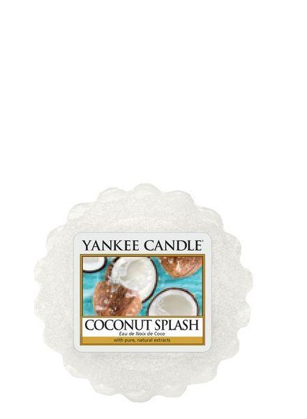 Yankee Candle Coconut Splash Tart