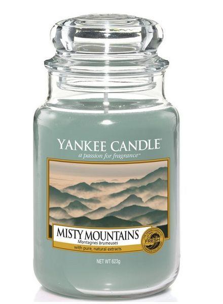 Yankee Candle Misty Mountains Large Jar