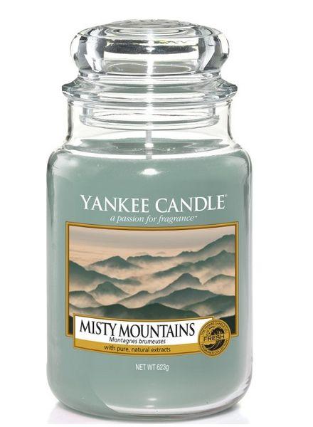 Yankee Candle Yankee Candle Misty Mountains Large Jar