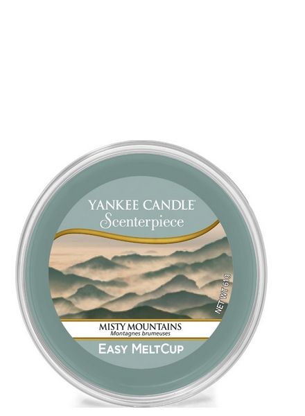 Yankee Candle Yankee Candle Misty Mountains Scenterpiece Melt Cup