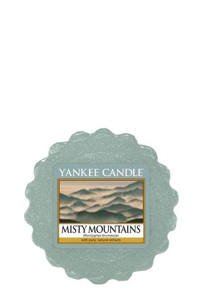 Yankee Candle Yankee Candle Misty Mountains Tart