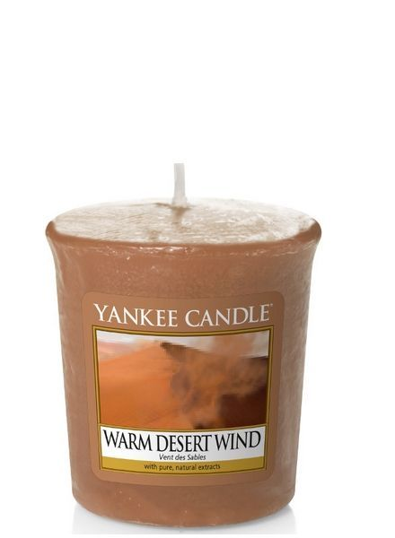 Yankee Candle Warm Desert Wind Votive