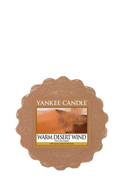 Yankee Candle Warm Desert Wind Tart