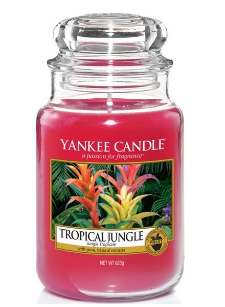 Yankee Candle Yankee Candle Tropical Jungle Large Jar