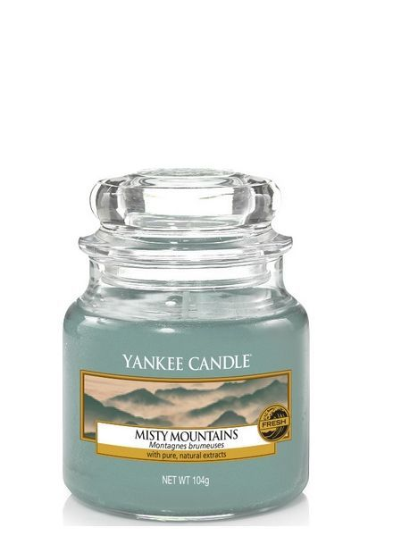 Yankee Candle Misty Mountains Small Jar
