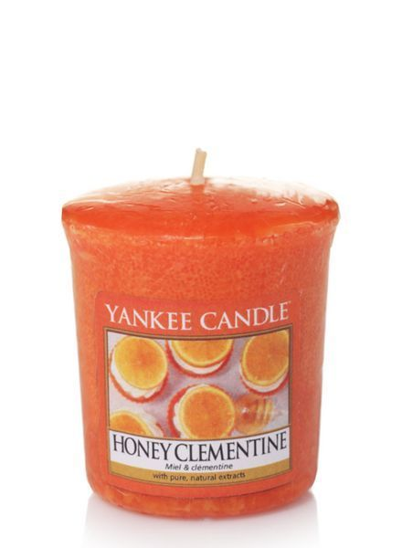 Yankee Candle Honey Clementine Votive