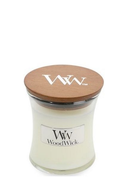 Woodwick WoodWick Mini Candle Island Coconut