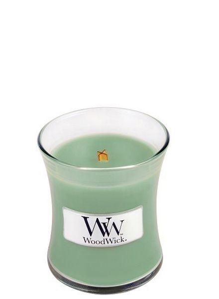 Woodwick Mini White Willow Moss