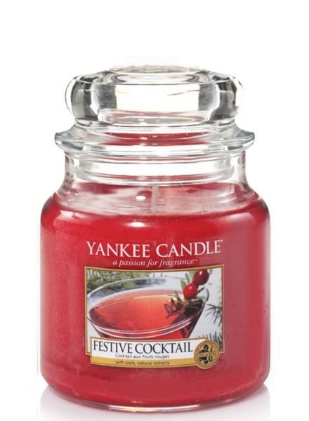 Yankee Candle Yankee Candle Festive Cocktail Medium Jar