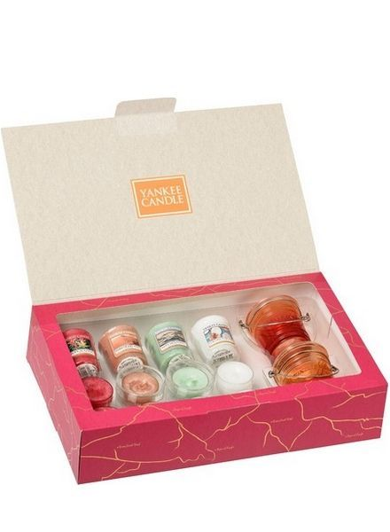 Yankee Candle Gift Set Just Go Outdoor Table Giftset