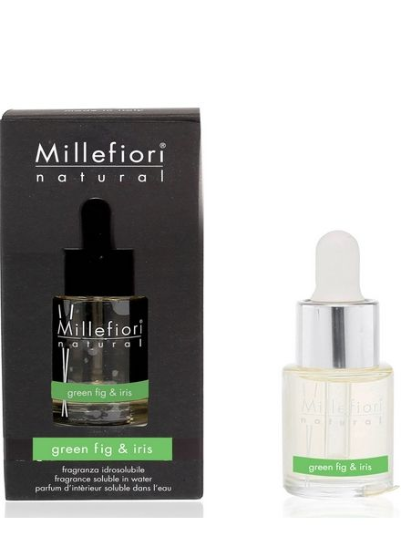 Millefiori Milano  Millefiori Milano Green Fig & Iris Geurolie