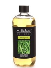 Millefiori Milano  Millefiori Lemon Grass Navulling 500ml