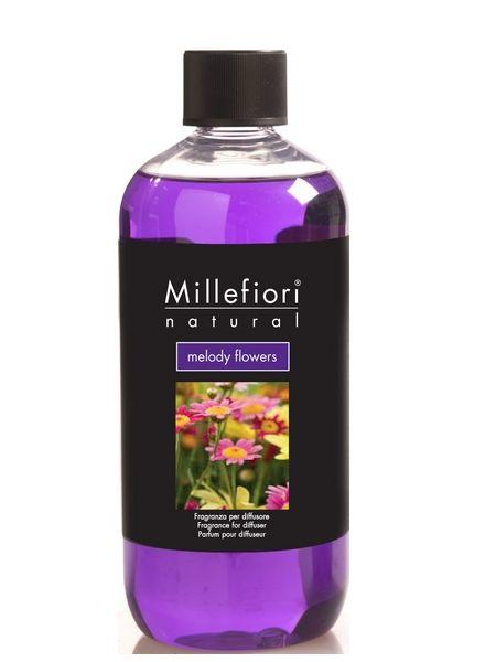 Millefiori Milano  Millefiori Milano Melody Flowers  Navulling Natural 500ml