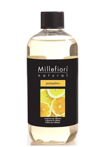 Millefiori Milano  Millefiori Milano Pompelmo Navulling Natural 500ml