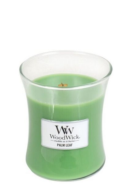 Woodwick WoodWick Medium Candle Palm Leaf