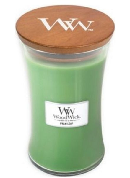 Woodwick WoodWick Large Candle Palm Leaf