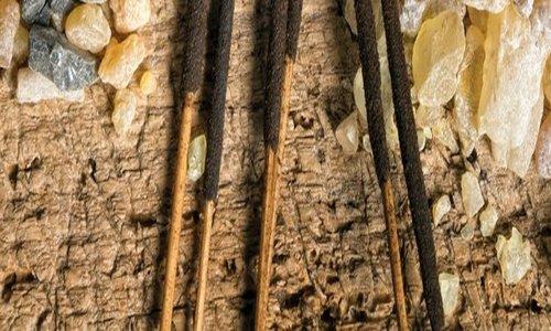 Millefiori Incense & Blond Woods