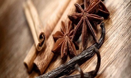 Millefiori Vanilla & Wood