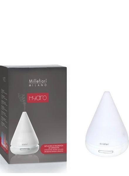 Millefiori Milano  Millefiori Hydro Ultrasound Aroma Diffuser Pyramid