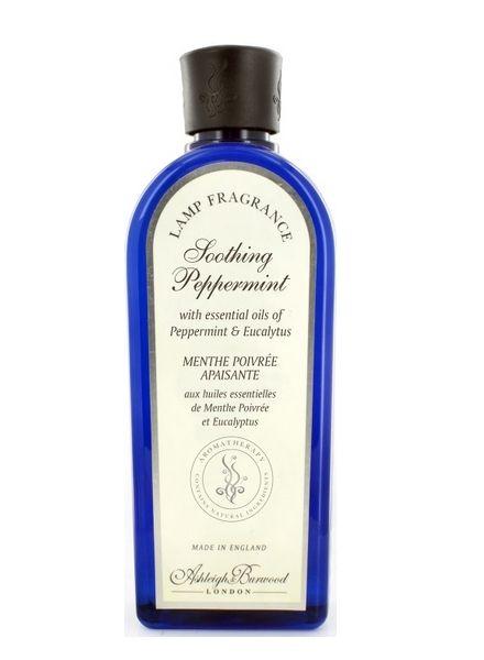 Ashleigh & Burwood Geurlamp Olie Ashleigh & Burwood Soothing Peppermint 500 ml